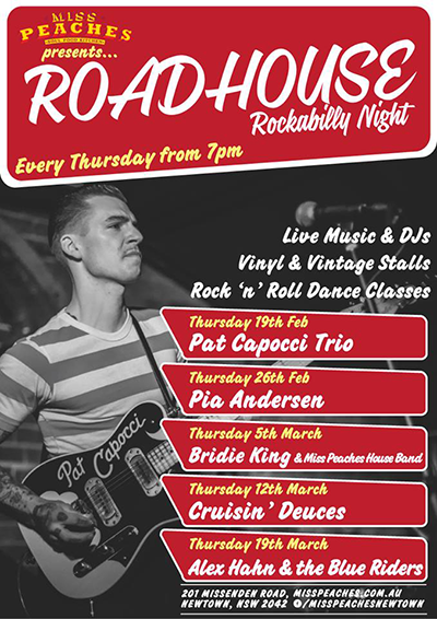 Roadhouse Rockabilly