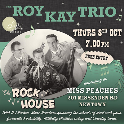 Roy Kay Trio