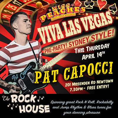Viva Las Vegas The Rockhouse